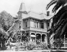 """Sometime in the 1880s, Burgess J. Reeve designed a 4,200 square foot, eleven-room Victorian mansion for John A. Forthmann. Forthmann, a German immigrant, had made his money from founding and running the Los Angeles Soap Co. The business, most famous for its White King brand (""""It takes so little""""), at one point covered about sixteen acres of downtown. Forthmann died in 1922."""