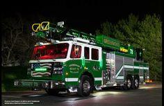 Greenwood, DE Fire Dept Quint 78