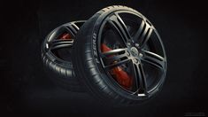 WW Scirocco Alloys, Laurentiu Nedelca on ArtStation at https://www.artstation.com/artwork/PVe4y