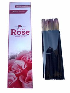 Rose Agarbatti has natural pure Rose fragrance. These agarbatti are machine rolled with round sticks. Free Match, Incense Sticks, Free Gifts, Conditioner, Fragrance, Boxes, Pure Products, Natural, Stuff To Buy