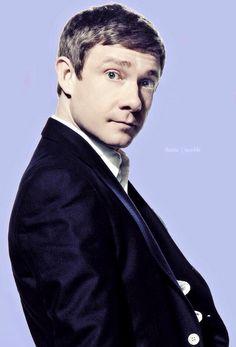 SNL Martin Freeman 2014 // LOVE this face.