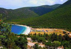 Kefalonia,Antisamos beach