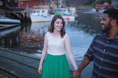Couple Session, Quidi Vidi Newfoundland Newfoundland, Tulle, Couples, Skirts, Photography, Fashion, Moda, La Mode, Tutu