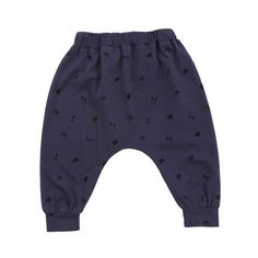 New in : emile et ida blue crowns and hats joggers