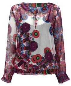 Shirts | Marvellous Murano Blouse | Women's Clothing at Joe Browns