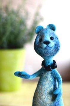 Bear Eric By Svetlana Krivenko - Bear Pile