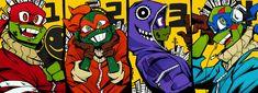 Small Doodle, Tmnt Turtles, Tmnt 2012, Animation Series, Wattpad, Teenage Mutant Ninja Turtles, Lesbian, Really Cool Stuff, Merry
