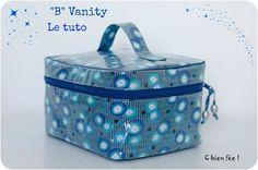 B Vanity .... le tuto !!! - C bien fée !