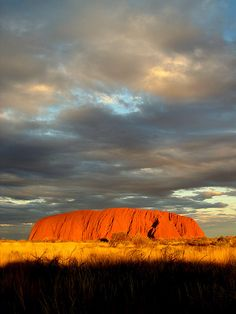 Ayers Rock (Uluru) - The Outback, Australia