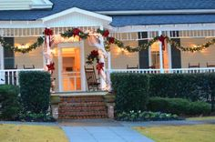 Thanks to all our corporate holiday parties, Carlyle House in Historic Norcross!