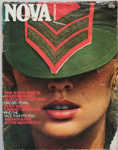 Nova Cover Image, September issue, 1971
