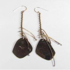 Drop earrings by Roxy Lentz