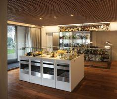 Actualidad en el restaurante Aldaba de Madrid, renovado por Isabel López.