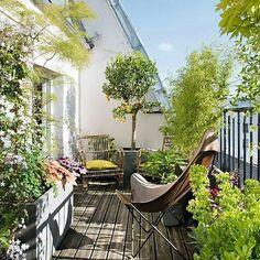Balkongestaltung: So schön kann ein Balkon aussehen!