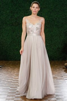Nude and Blush Wedding Dresses from Watters. Νυφικά ΦορέματαΆνοιξη ... 838dffd6a03
