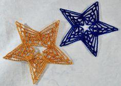 stelle di natale uncinetto schema gratuito