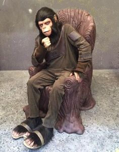 Archives Of The Apes: John Criswell as Cornelius