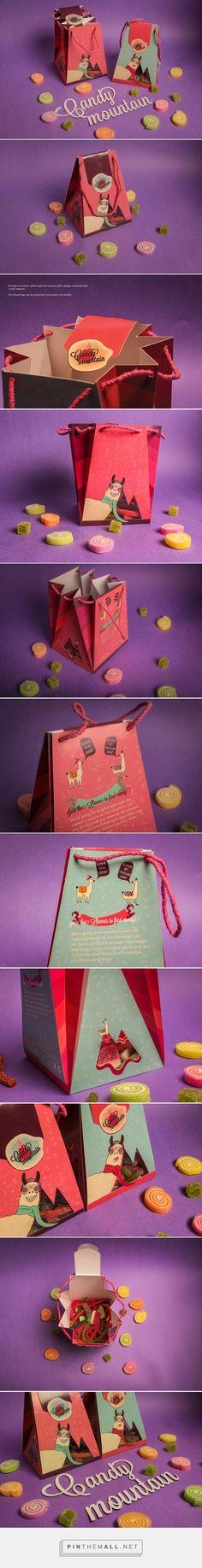Candy Mountain Packaging by Avishya Shetty, Zena Corda: