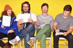 "Important Debates With The Cast Of ""Workaholics"""