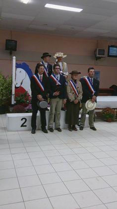 Le podium toutes catégories