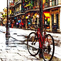 French Quarter New Orleans  #FrenchQuarter #historic #NewOrleans #Louisiana #NewOrleansLouisiana #landmark #historicdistrict #colouredpencils #pencildrawing #drawing #funwithfamily #sightseeing #holiday #vacation #changes #largefamily #bigfamily #13children #enjoyinglife #photograph #photo #picture #instagrammers #instamood #tweegram #webstagram #statigram #instabeauty #instagram #MyLifeonFilm by my_life_on_film