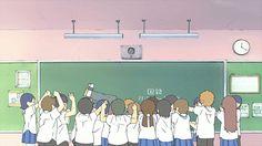 nichijou life anime gif * Funny Cute, Hilarious, Slice Of Life Anime, Nichijou, Anime Shows, Manga Art, Otaku, Fun Facts, Family Guy