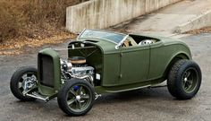 Ford Motor Company, Rat Rods, Classic Hot Rod, Classic Cars, Classic Style, 1932 Ford Roadster, Traditional Hot Rod, Us Cars, Street Rods