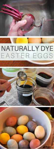 Have you ever wondered what an Easter Egg would look like if you dyed it with beets, cabbage or paprika?  Here's how to naturally dye your Easter Eggs so that you get the vibrant colors you want!