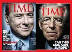 Noto una leggerissima differenza di atteggiamento nei confronti dei due premier...