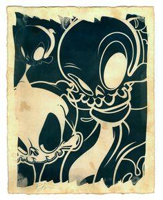 LowLow Print for Gabel