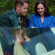Regina's happy ending,its in THE BOOK,it must be true. <3