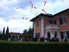Villa Giuseppe Bernabei nel Marino, Lazio