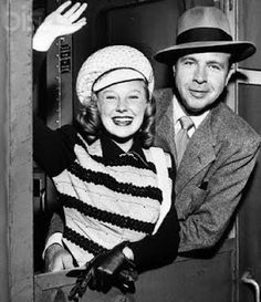June Allison and Dick Powell