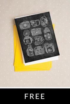 Website of digital printables (cards, wall art, etc.)