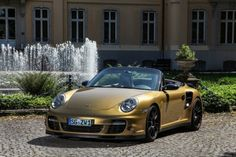 Porsche 911 Joins the High Performance club