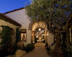 Exterior DREAM SPANISH STYLE HOME Design, Pictures, Remodel, Decor and Ideas - page 2