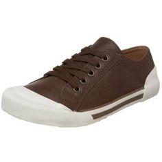 Gee WaWa Women`s Reggie Sneaker,Chocolate Paris,7 M US $39.50
