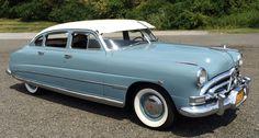 1951 Hudson Commodore 4-Door Sedan