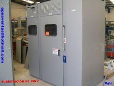 SUBESTACION  MARCA ELECTRO PUENTE CLASE 15 KV 400AMPERES NEMA 1