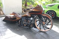 Achilles Motorcycle