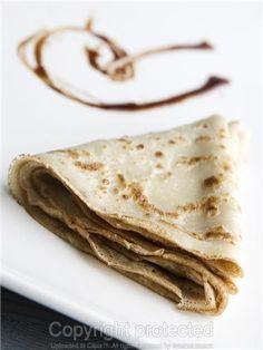 Julia Child's Master Crêpe Recipe