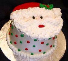 Una foto de Suspiros De Chocoalte C. pastel de  Santa