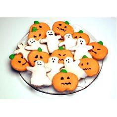 Vaníliás Halloween keksz receptElég nagy mennyiség kb. 40 db lesz belőle, de fém dobozba téve sokáig eláll. Hozzávalók:37,5 dkg vaj 37,5 dkg porcukor 3 közepes méretű tojás 1