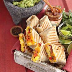 Pressed Breakfast Burritos | Williams Sonoma