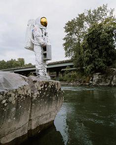 Astronaut Suicides    Art Direction // Sara Phillips   Photography // Neil Dacosta   Retouching // Saskia Thomson