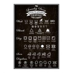 1000 id es sur le th me symboles de buanderie sur pinterest symboles de soins de lessive. Black Bedroom Furniture Sets. Home Design Ideas