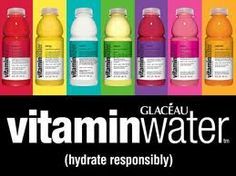 The Unhealthy Truth About Vitamin Water Vitamin A, Health Coach, Health Diet, Health And Wellness, Refreshing Drinks, Summer Drinks, Agua Mineral, Infused Water, Healthy Drinks