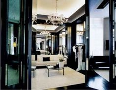 Luscious bedroom dressing room walk-in wardrobe design - Chanel.jpg