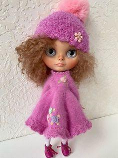 Blythe Dolls For Sale, Crochet Hats, Knitting Hats