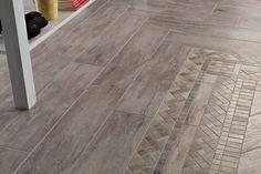 Metalwood, wood-like ceramic surface | Ceramica Rondine #BellaTilesOG